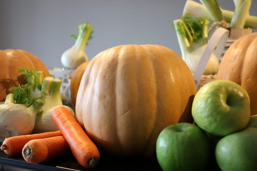 Σκαλίσματα σε Φρούτα και Λαχανικά101