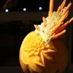 Σκαλίσματα σε Φρούτα και Λαχανικά116
